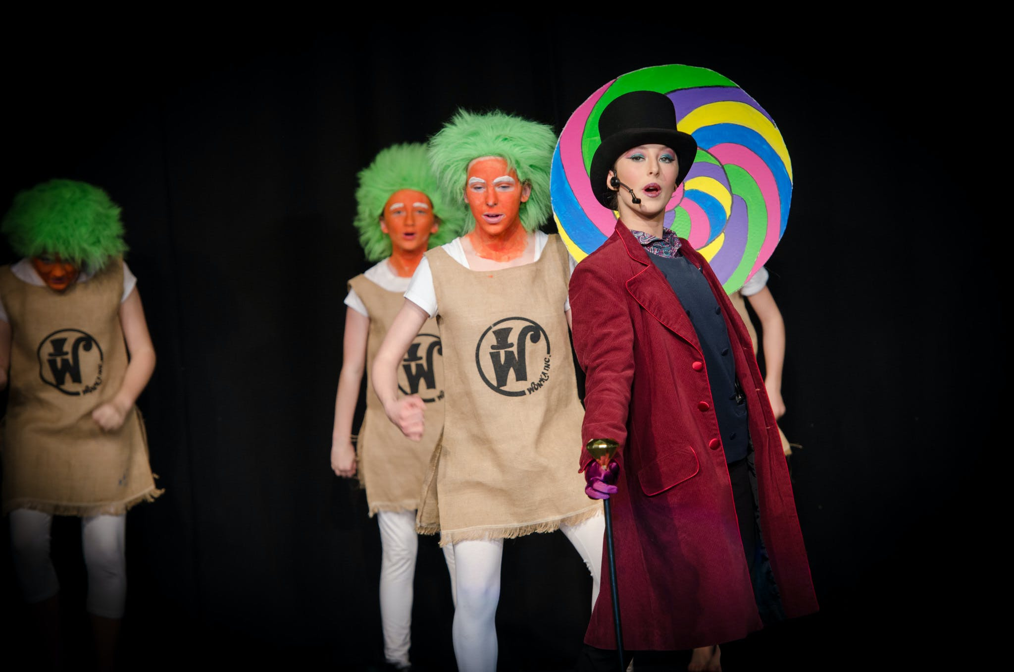 Charlie And The Chocolate Factory Spcc 170