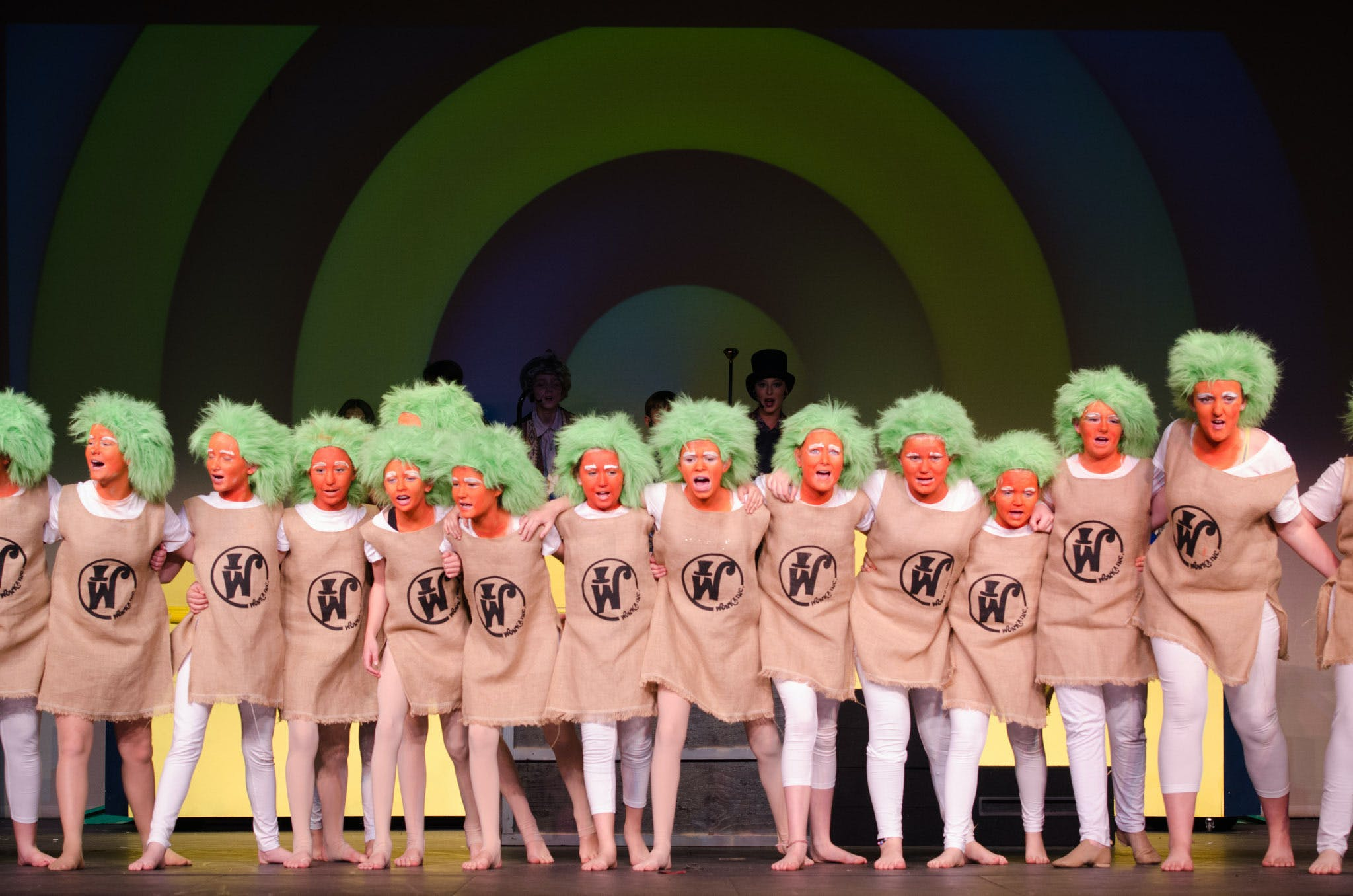 Charlie And The Chocolate Factory Spcc 253