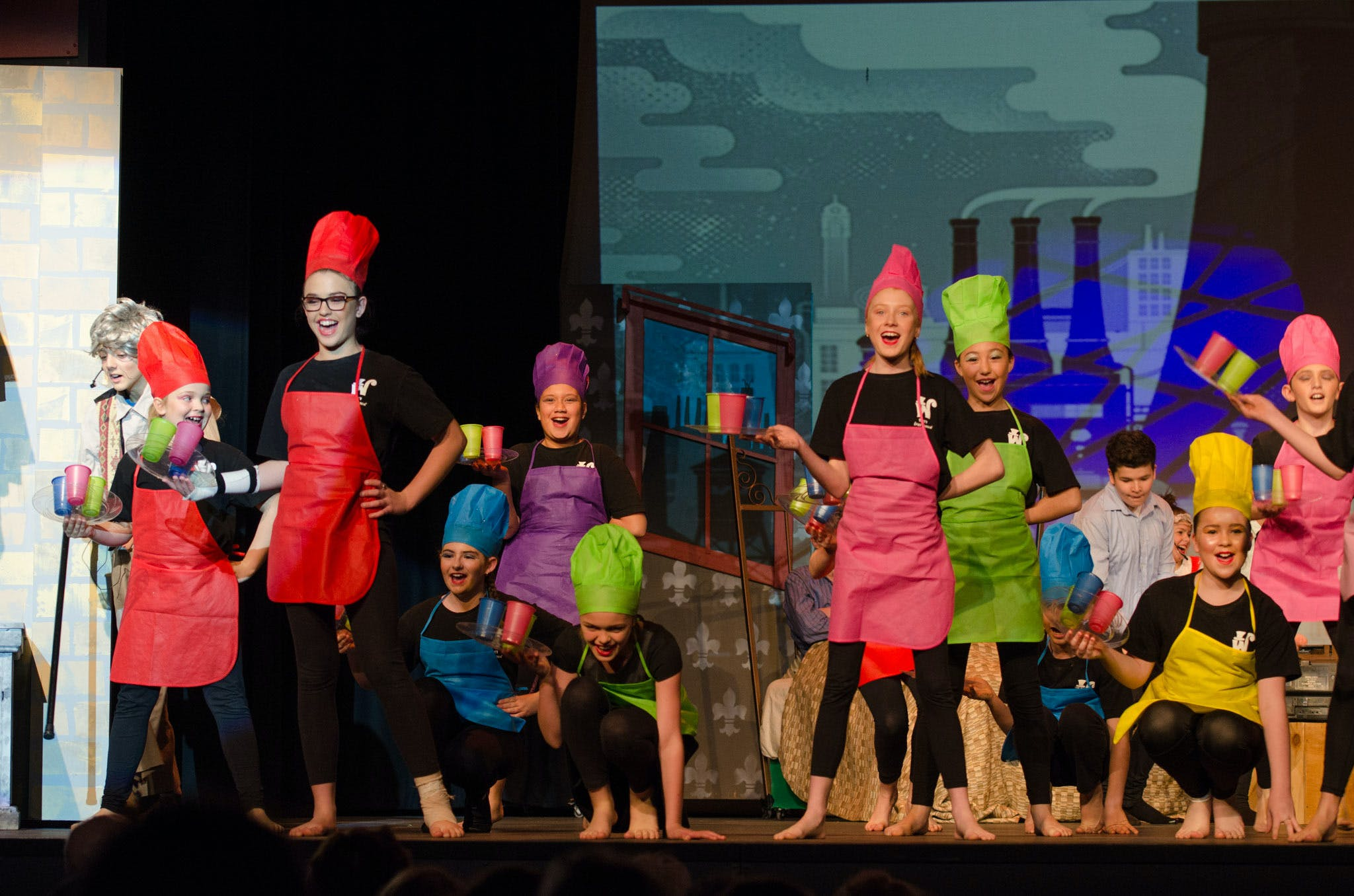 Charlie And The Chocolate Factory Spcc 26