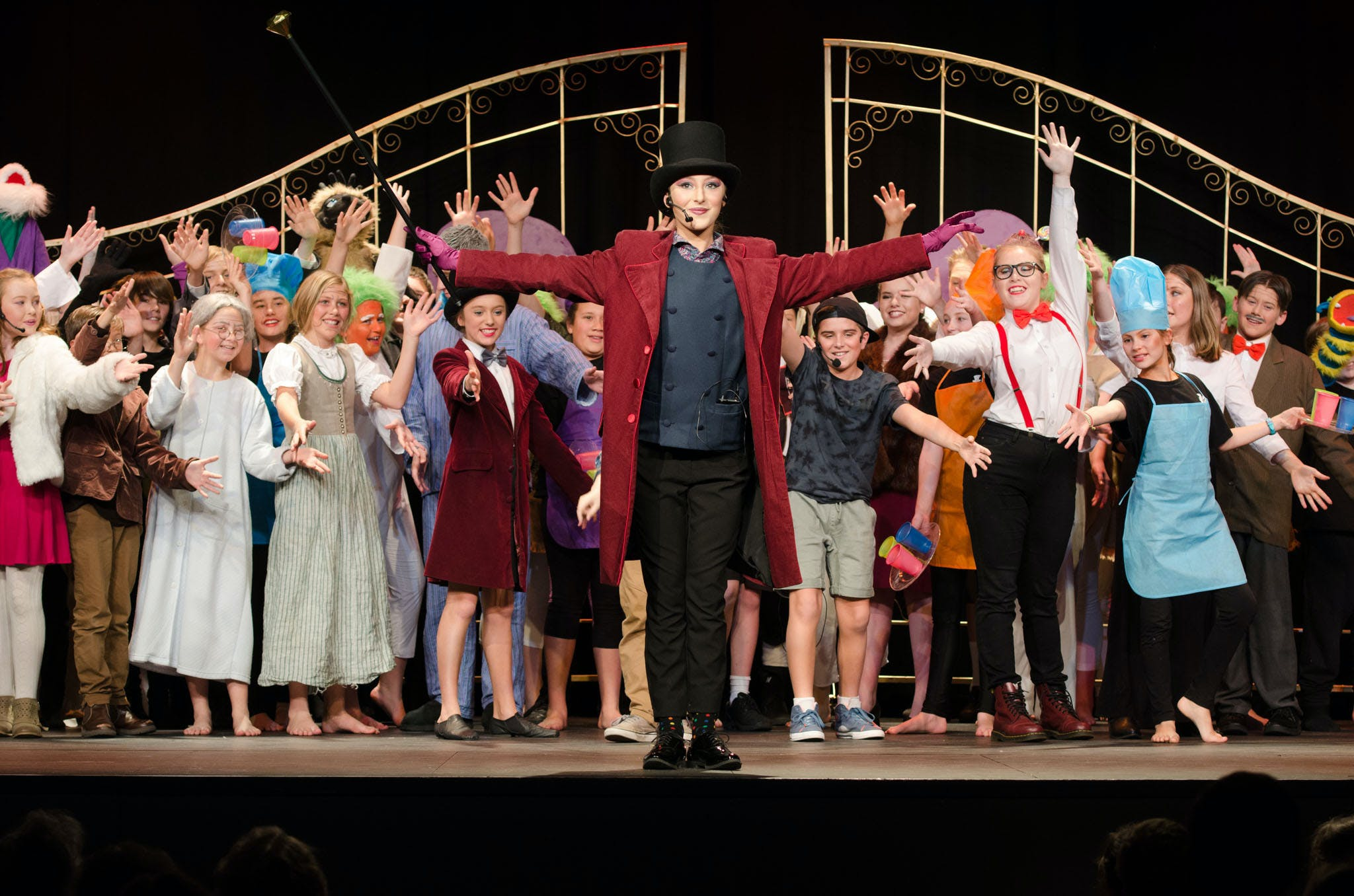 Charlie And The Chocolate Factory Spcc 327
