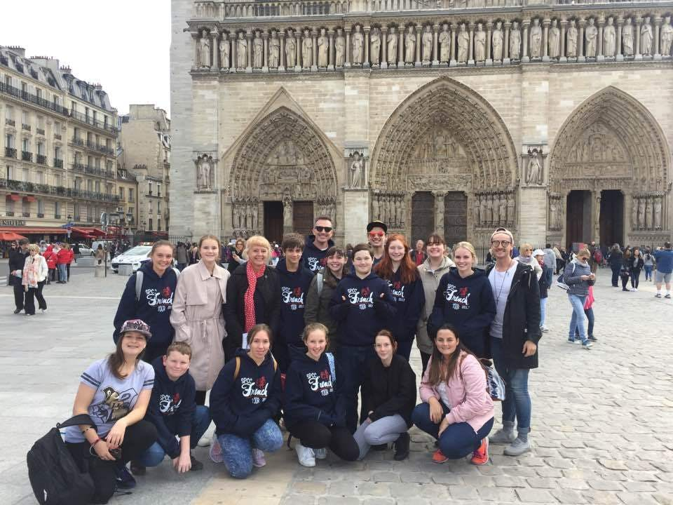 French Trip Group Shot