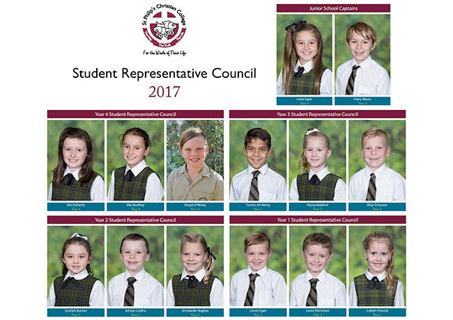 Student Leaders Junior School 2017 Web