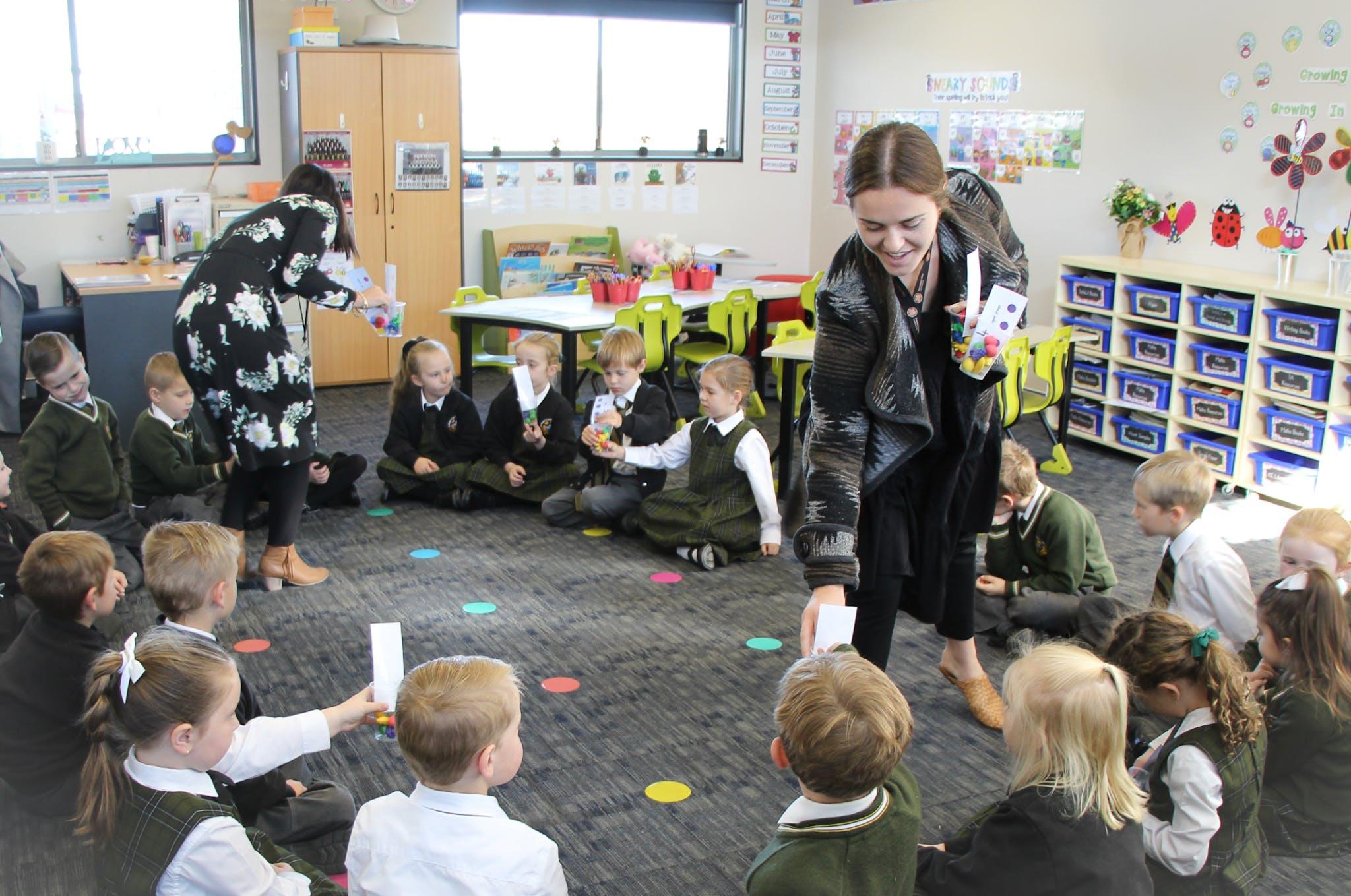 Teaching School Rachel