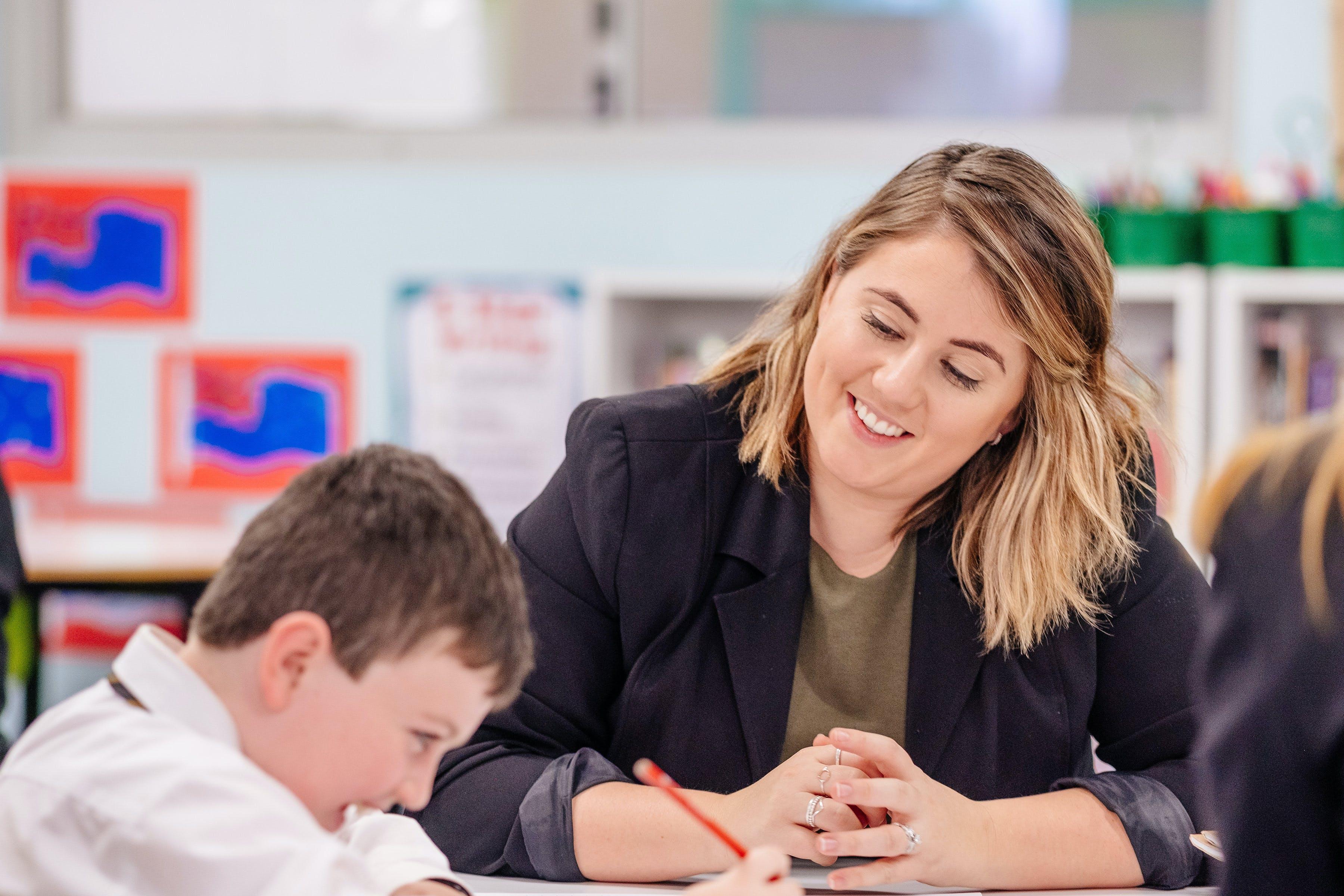 Teaching School 1 1