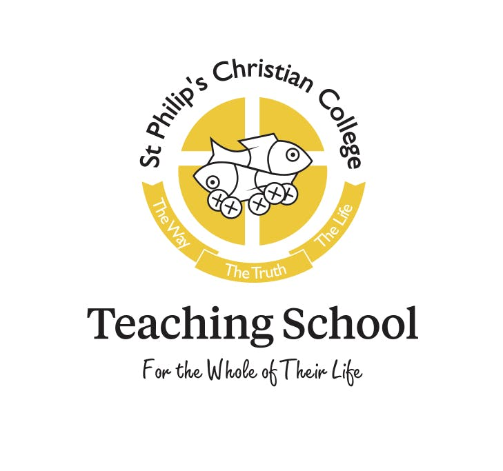 Teaching School Logos Blk Gold