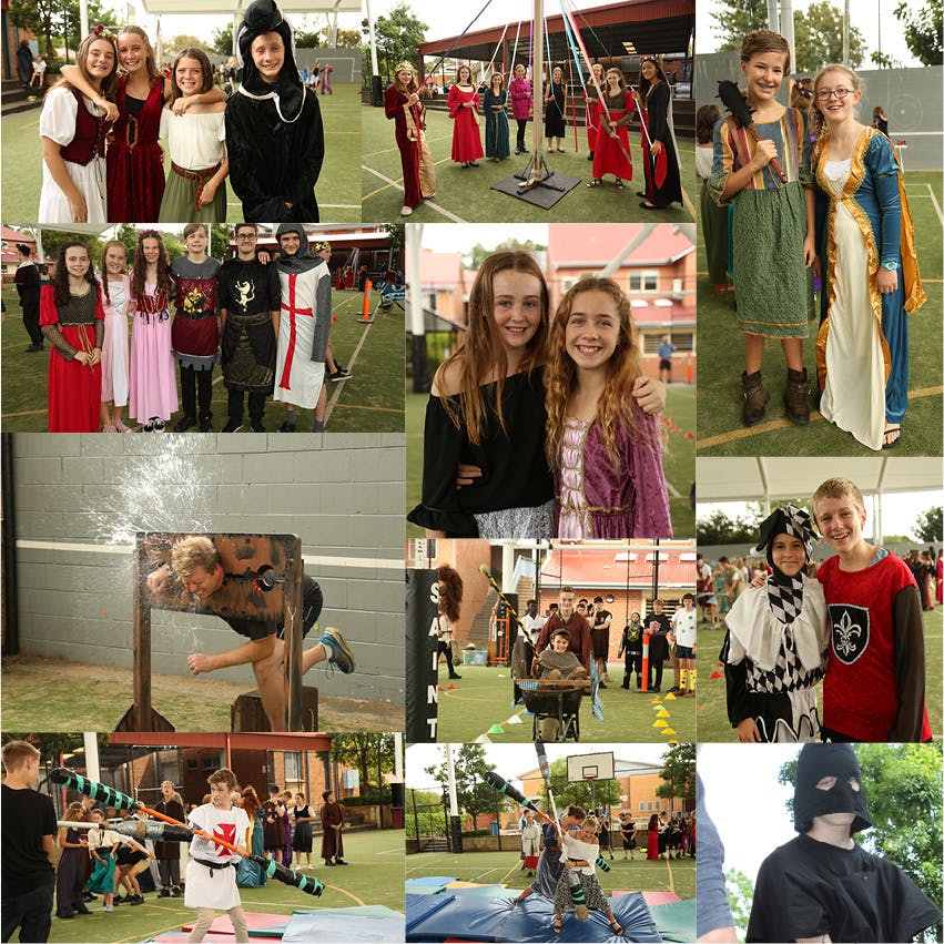 Year8 Medieval Day