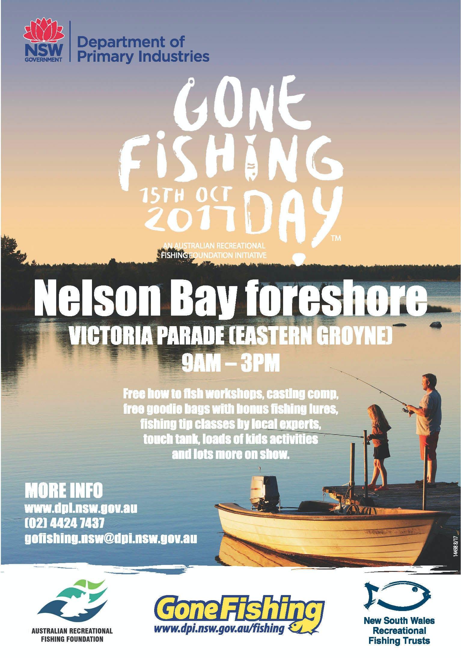 Gone Fishing Day 2017