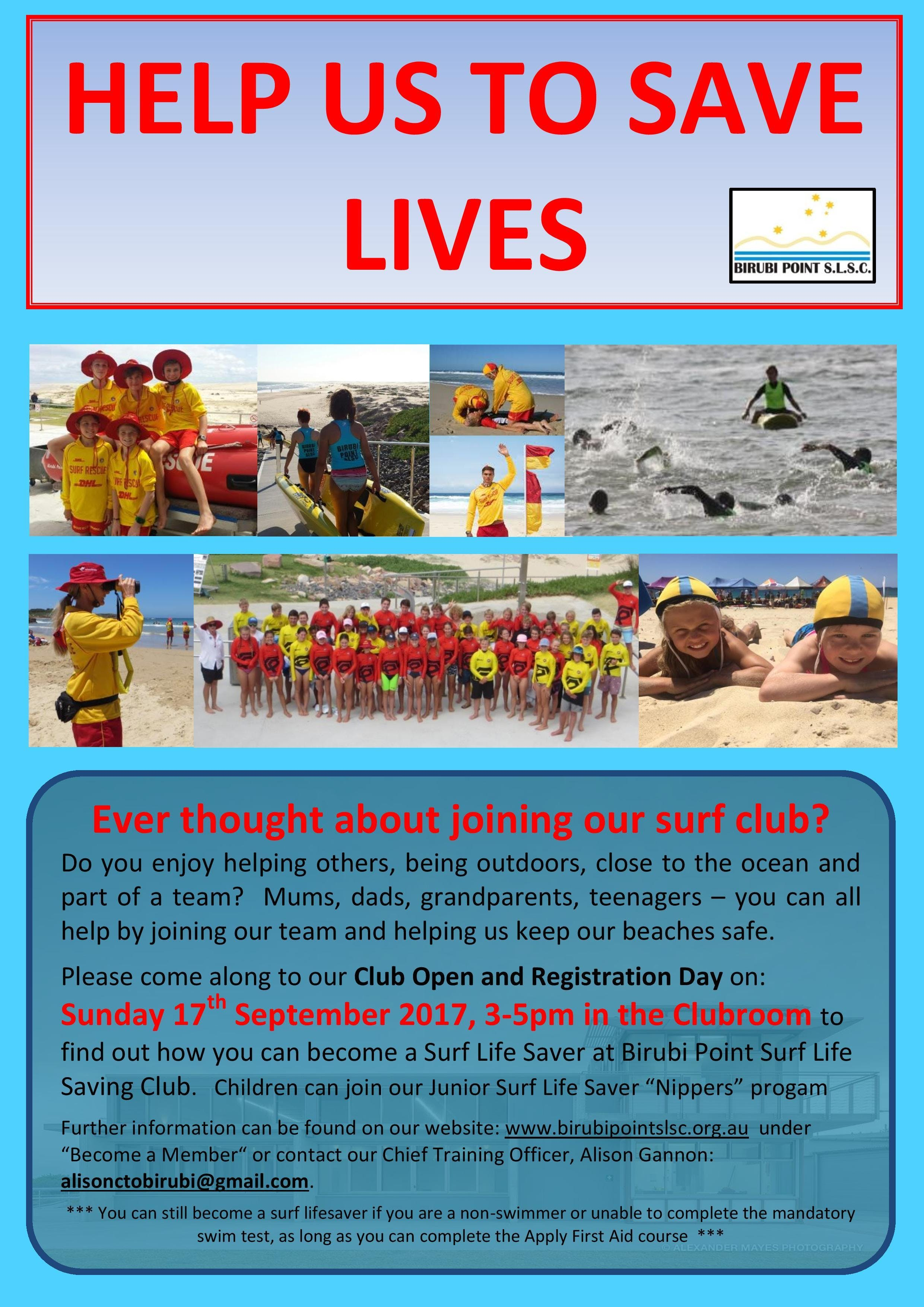 Join Our Surf Club Poster August 2017 Page 001 Jpg