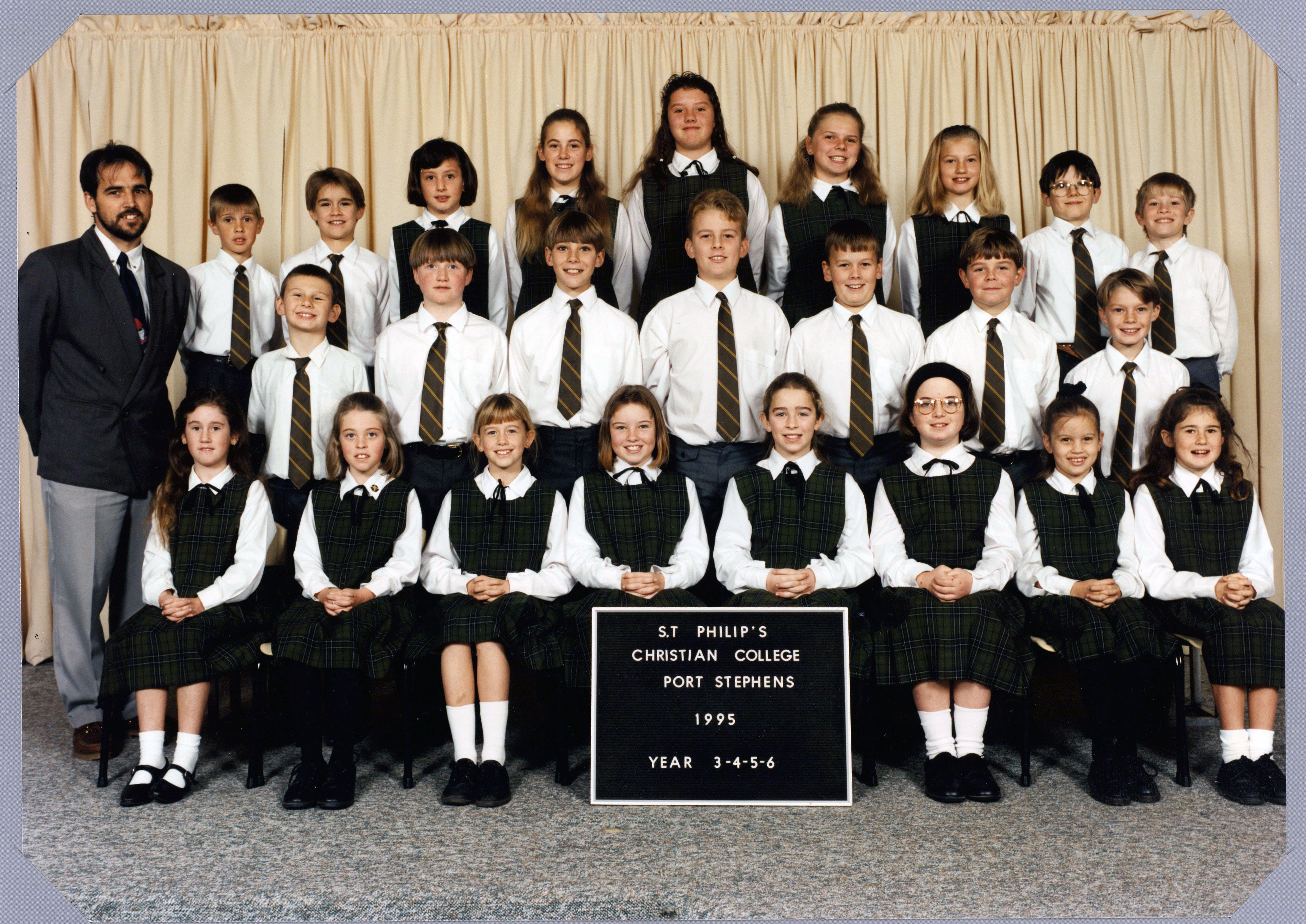 School Photo 1995