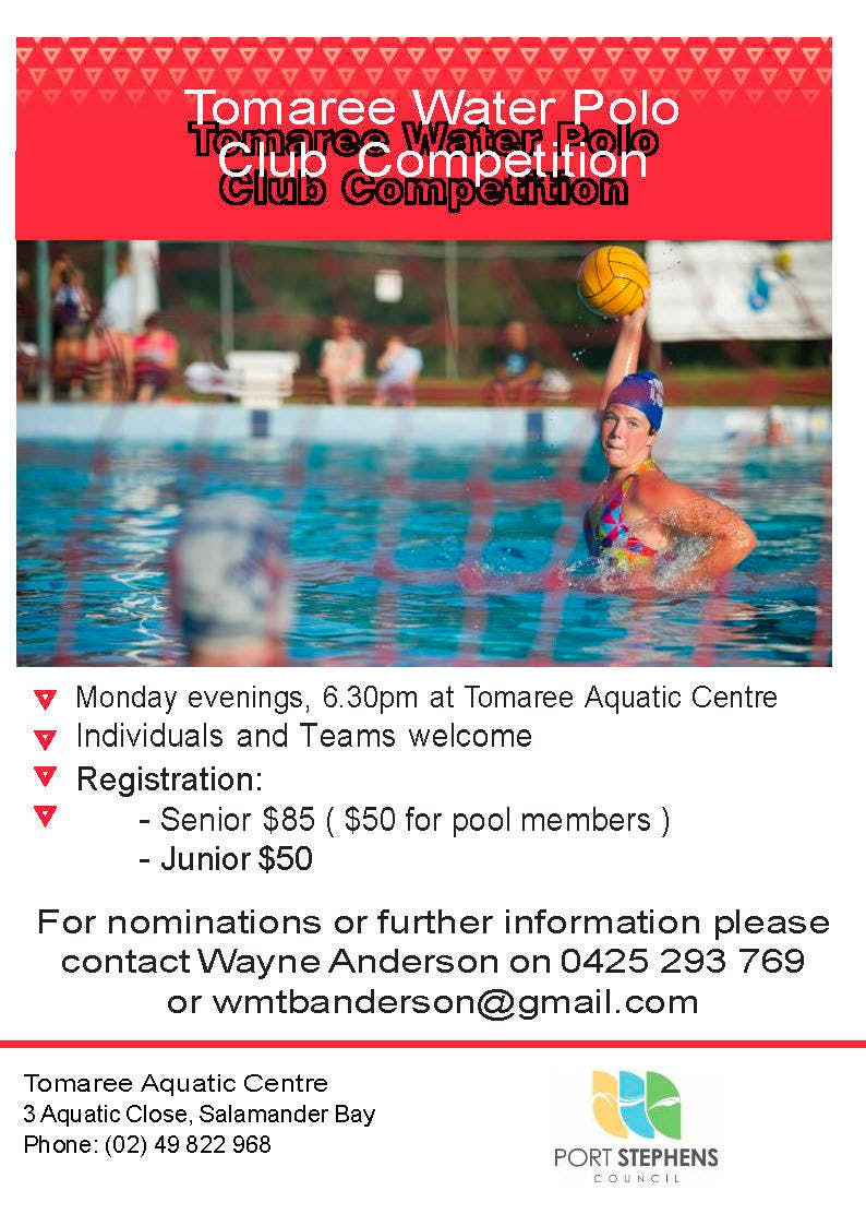 Tom Waterpolo Flyer 2017 18